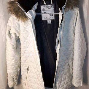 NWOT. Obermyer Claudia Performance Jacket. Size 2